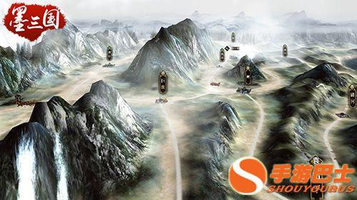 墨三国手游撰写属于玩家的英雄传记