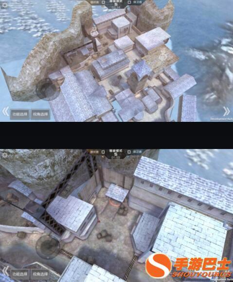 cf手游爆料荒岛特训版本最新地图详解