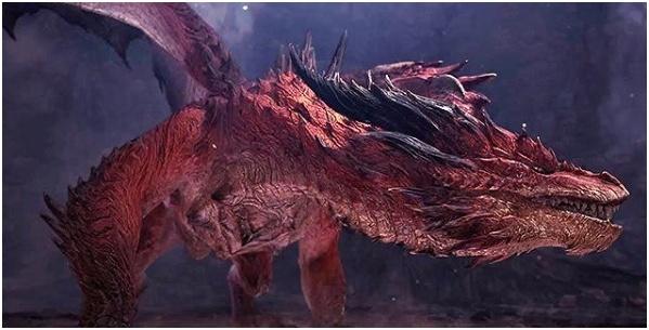 怪物猎人世界:冰原手游神秘古龙重磅揭秘