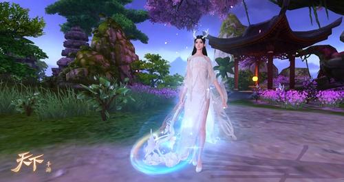 林中遇仙 天下手游精灵系新时装仙气来袭!