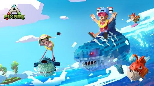方块方舟手游暑期大作战,谁是海滩的王?